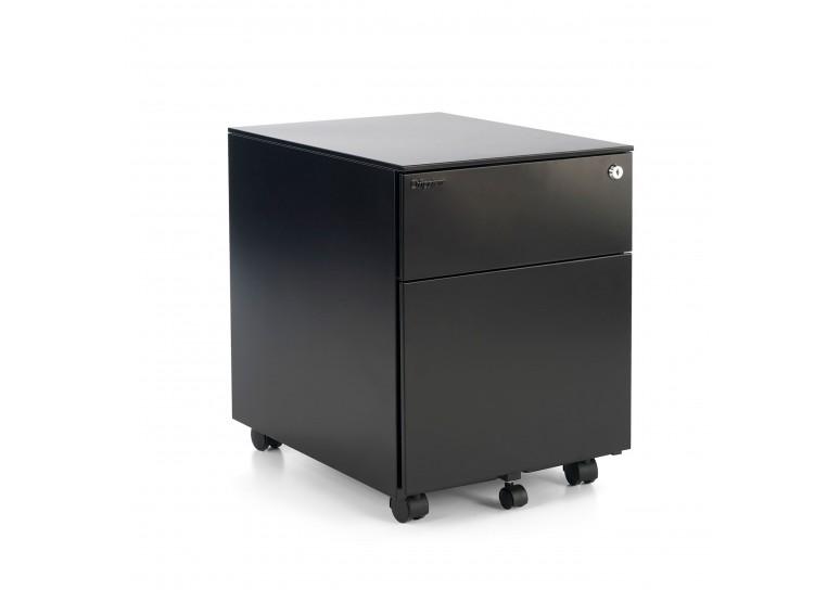 Buc steelbox cajon/archivo negro