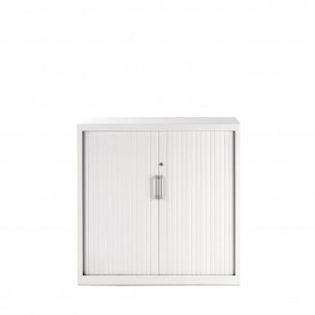 Armario K2 - Armario de persiana K2, medida 105x100 blanco - Imagen 2