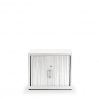 Armario K2 - Armario de persiana K2, medida 70x80 blanco - Imagen 2