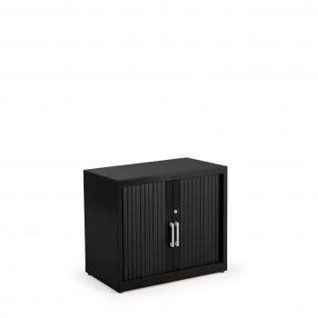 Armario K2 - Armario de persiana K2, medida 70x80 negro - Imagen 1