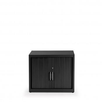 Armario K2 - Armario de persiana K2, medida 70x80 negro - Imagen 2