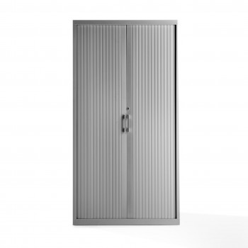 Armario K2 - Armario de persiana K2, medida 198x100 aluminio - Imagen 2