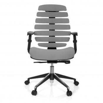 Spine - Silla de oficina ergonómica Spine gris - Imagen 2