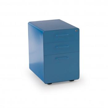 Apple - Cajonera de oficina apple azul - Imagen 1