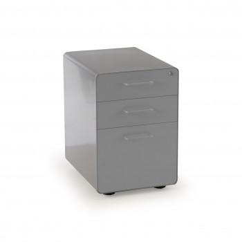 Apple - Cajonera de oficina apple metalizado - Imagen 1