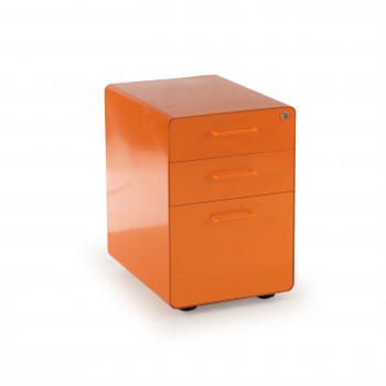 Apple - Cajonera de oficina apple naranja - Imagen 1