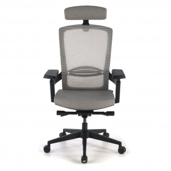 Silla Wagner Gris