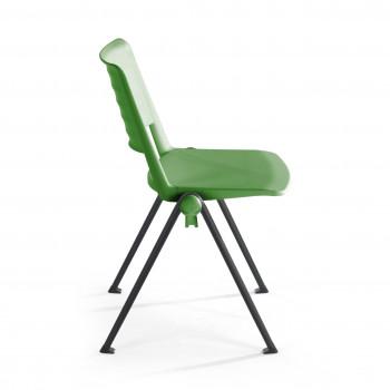 Replay - Silla confidente Replay, 4 patas verde - Imagen 2
