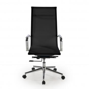 Slim - Sillón de oficina Slim red alto negro - Imagen 2