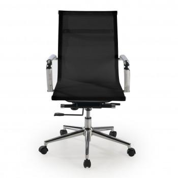 Slim - Sillón de oficina Slim red bajo negro - Imagen 2