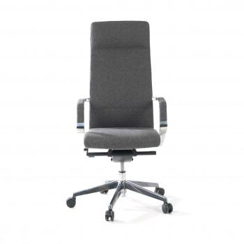 Sillón de oficina Hannover Cashmere gris - Imagen 2
