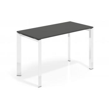 Link - Mesa de escritorio Link fondo 60 estructura cromo - Imagen 1