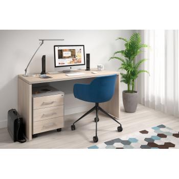 Work Uno - Mesa de oficina work uno fondo 60 - Imagen 2