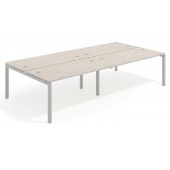 Mesa bench doble serie Work...