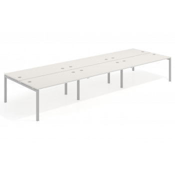 Mesa bench triple serie...