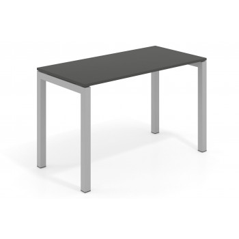 Kubika - Mesa de escritorio Kubika fondo 60 estructura aluminio - Imagen 1