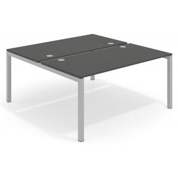 Kubika - Mesa multipuesto bench Kubika 166 estructura aluminio - Imagen 1