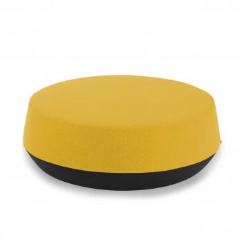 Benne - Pouf sala de espera Benne XL amarillo - Imagen 1