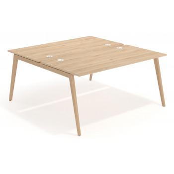 Forest - Mesa multipuesto bench serie Forest 166 - Imagen 1