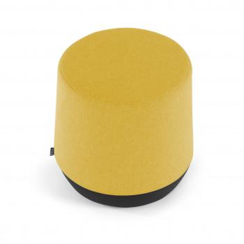 Pouf Benne amarillo