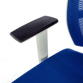 Kendo - Silla Kendo white Azul - Imagen 2