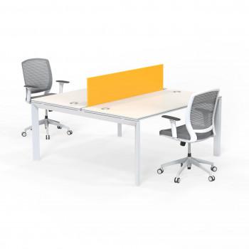 divisor work - Divisor mesa bench doble work - Imagen 1