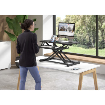 Erghos - Erghos workstation convertidor escritorio elevable - Imagen 2