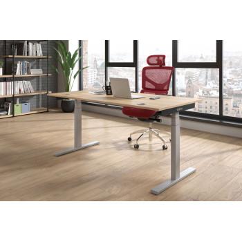 Erghos - Erghos smart pro mesa elevable electrica estructura aluminio - Imagen 2