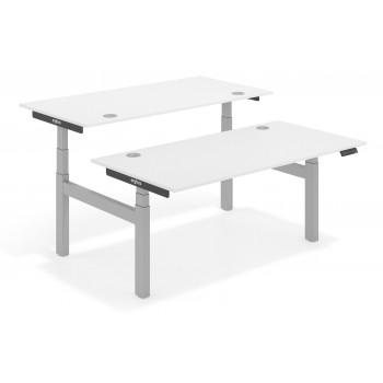 Erghos - Erghos smart pro mesa multipuesto elevable estructura aluminio - Imagen 1