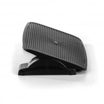Cosmo - Cosmo Reposapies ajustable, alta resistencia, negro - Imagen 2