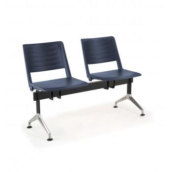 Bancada replay - Bancada sala de espera replay 2 asientos - Imagen 1
