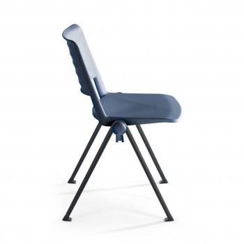 Replay - Silla confidente Replay, 4 patas azul - Imagen 2