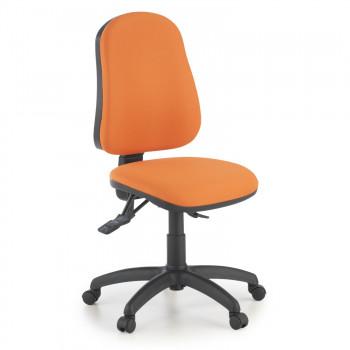 Eco2 - Silla de escritorio giratoria Eco2 naranja - Imagen 1