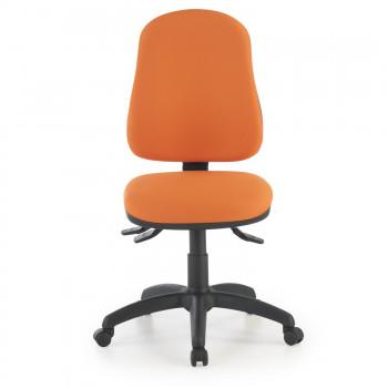 Eco2 - Silla de escritorio giratoria Eco2 naranja - Imagen 2