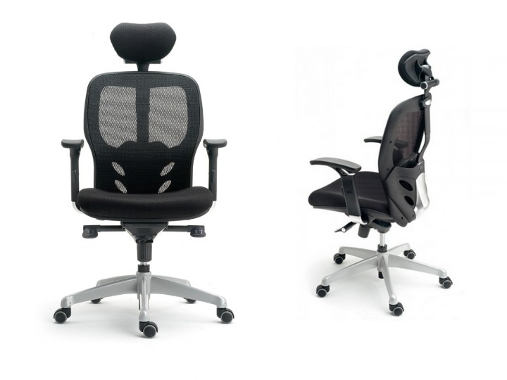 Qué es la ergonomia en el trabajo: silla de oficina ergonómica Madonna