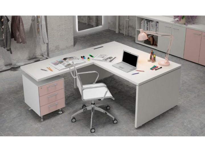 Fusión entre hogar y despachos modernos