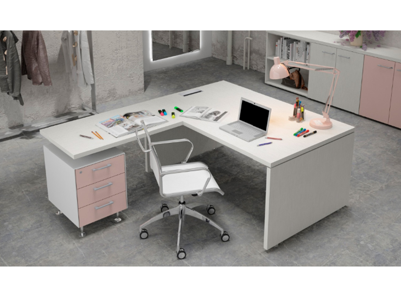 5 tendencias de arquitectura de oficinas modernas for Despachos modernos