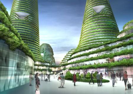 La construcción sostenible es el futuro