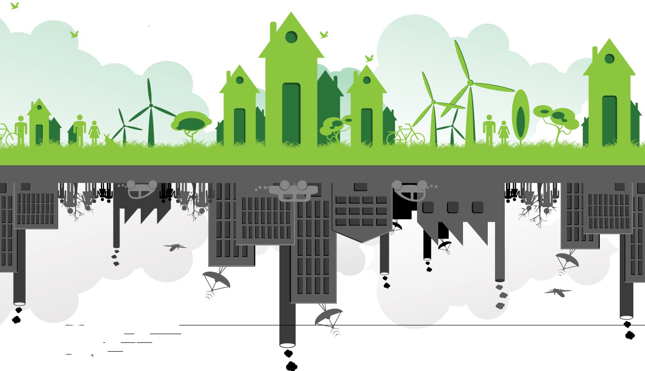 La construcci n sostenible nos muestra el futuro Arquitectura de desarrollo