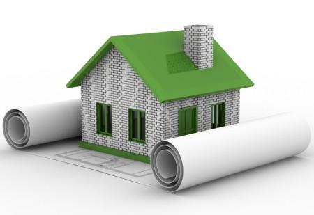 Construcción sostenible: casas