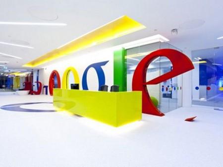 ¿Cómo son las oficinas de Google?: recepción