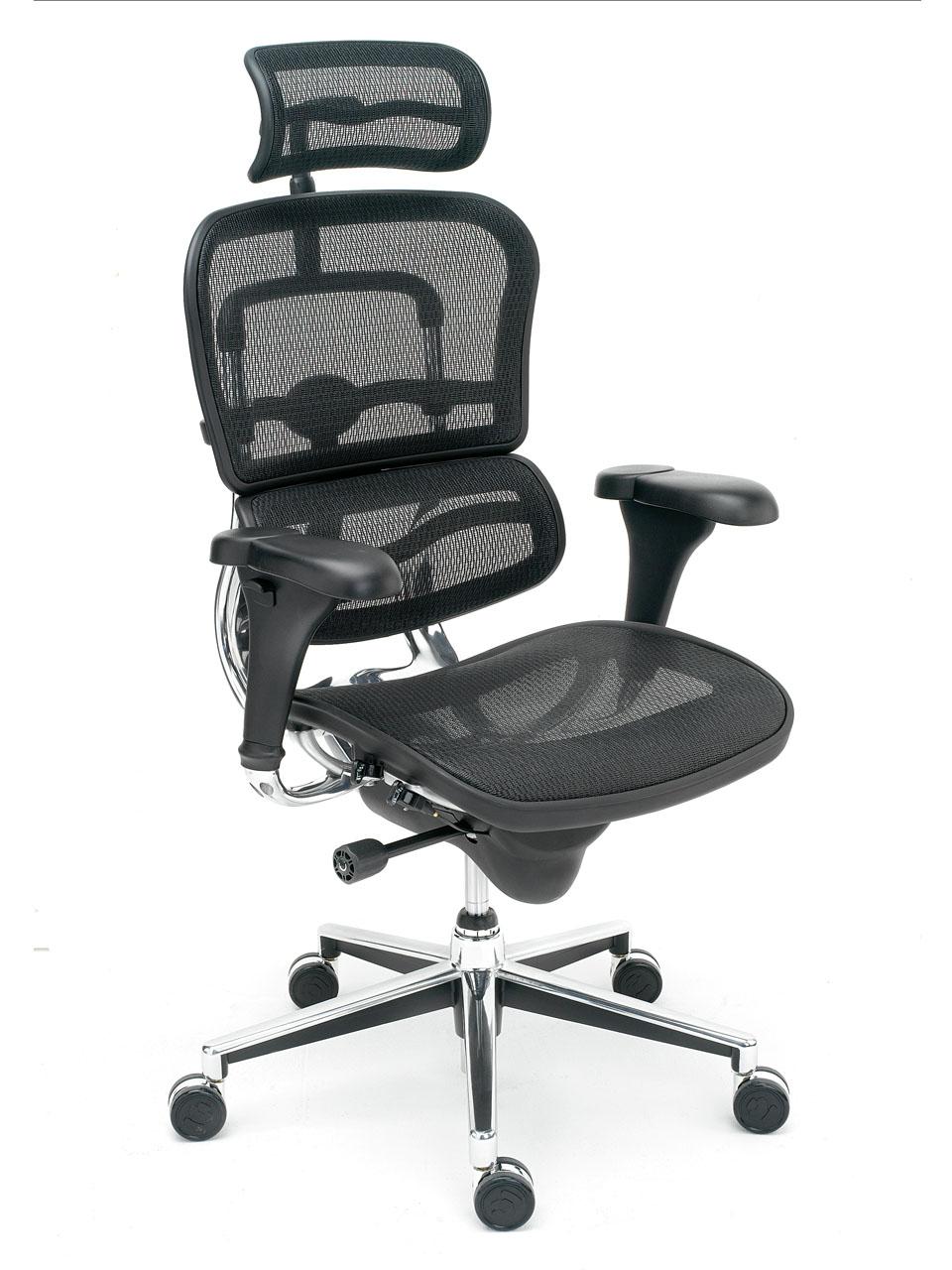 Claves b sicas de la ergonom a en el trabajo de oficina for Costo de sillas para oficina