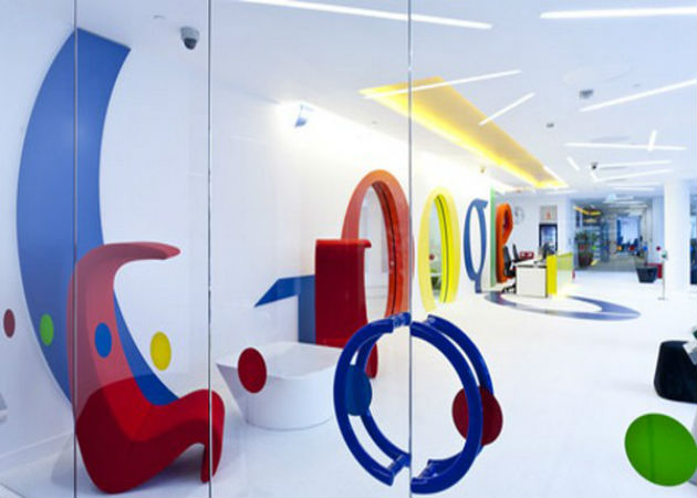 Como Son Las Oficinas De Google