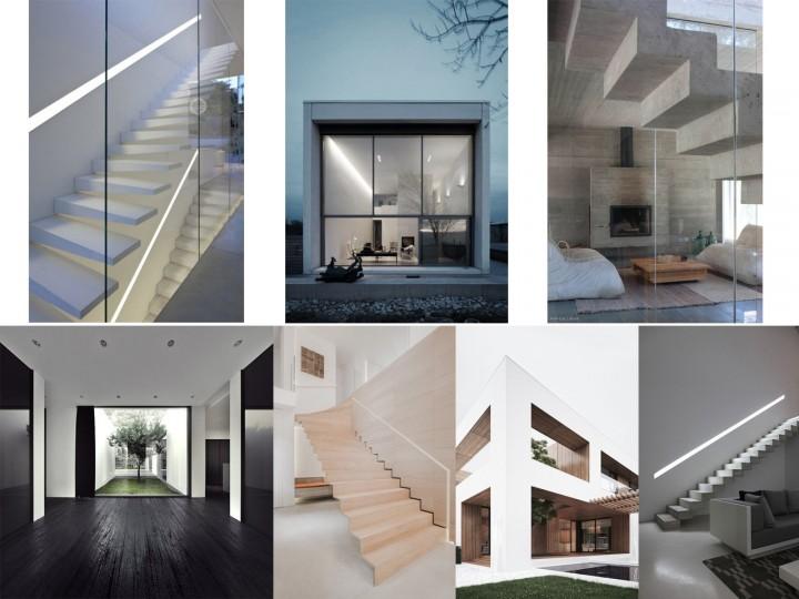 ejemplos de diseño de casas minimalistas