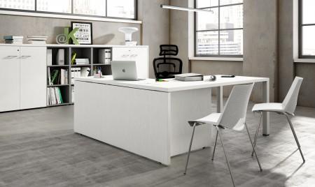 Decoración minimalista de oficinas