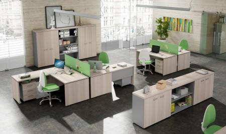 Eliminar la contaminación acústica en la oficina