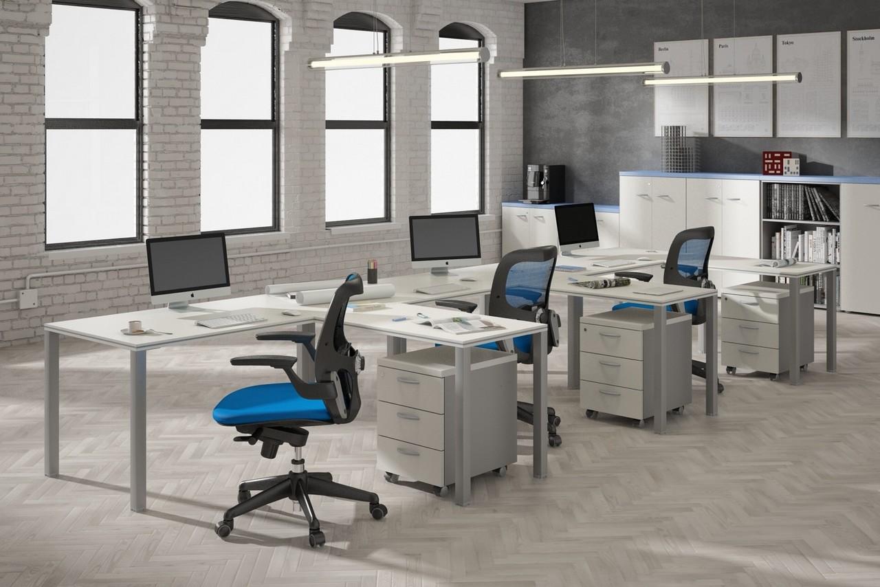 5 claves para conseguir unas oficinas minimalistas for Espacios de oficina