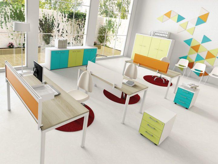 espacios ergonomicos en la oficina, sillas ergonomicas