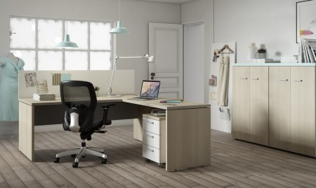 El minimalismo en la oficina