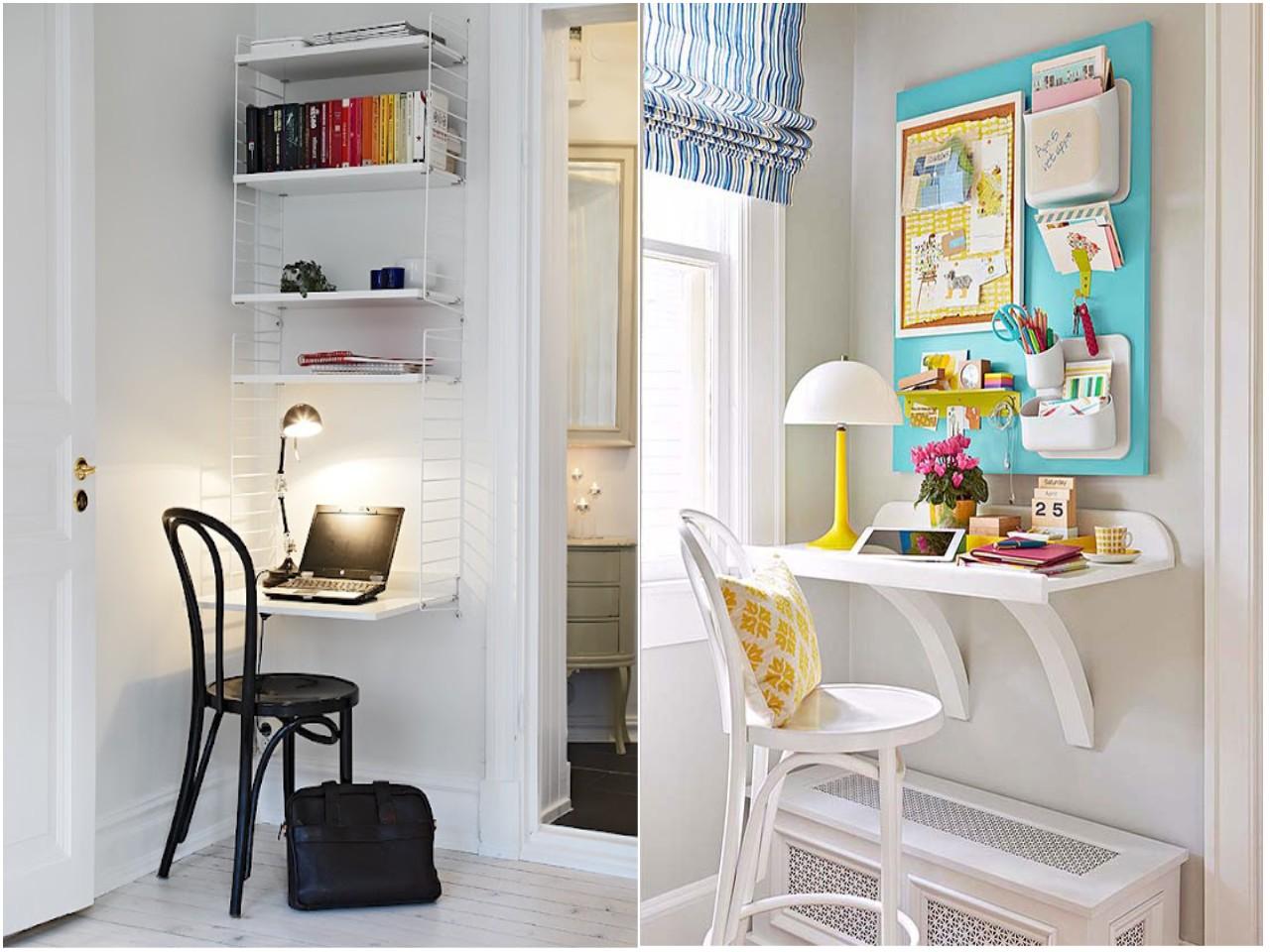 7 tips en dise o de oficinas peque as y modernas for Como construir una oficina